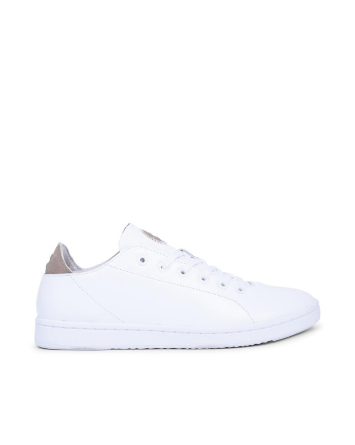 Sneakers Jane Leather White
