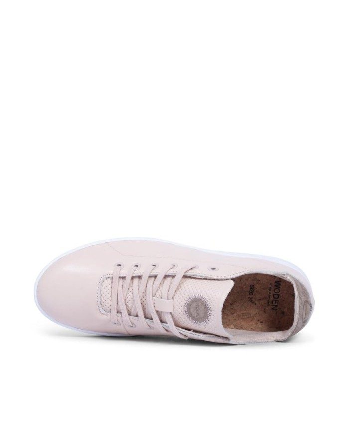 Sneakers Jane leather Blush