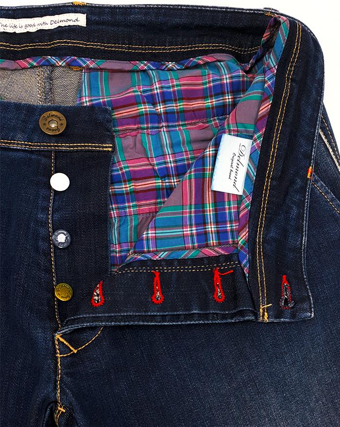 Senho Jeans - dark wash