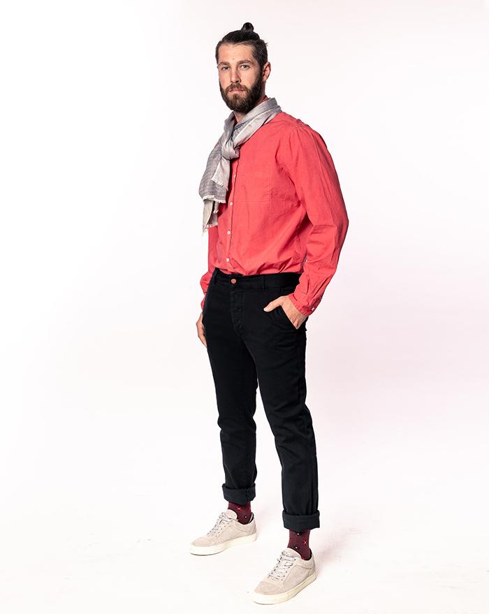 Azur shirt - red