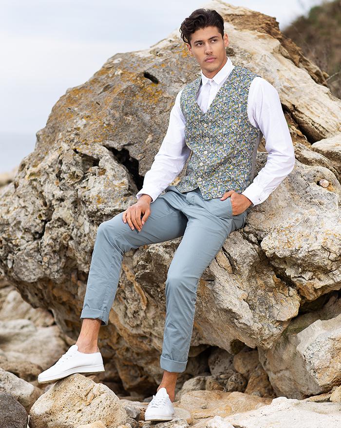 Azur Shirt White