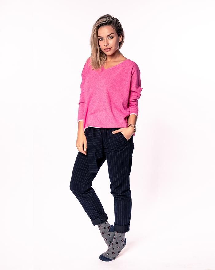 Sweater Bind - pink