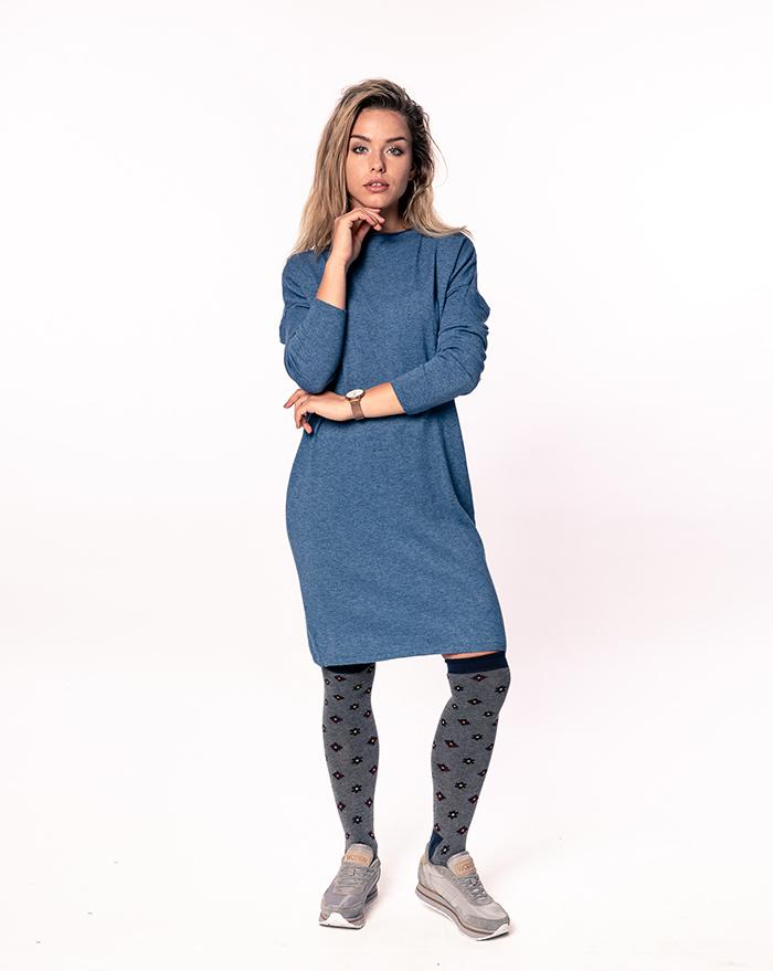 Dress Mia Blue