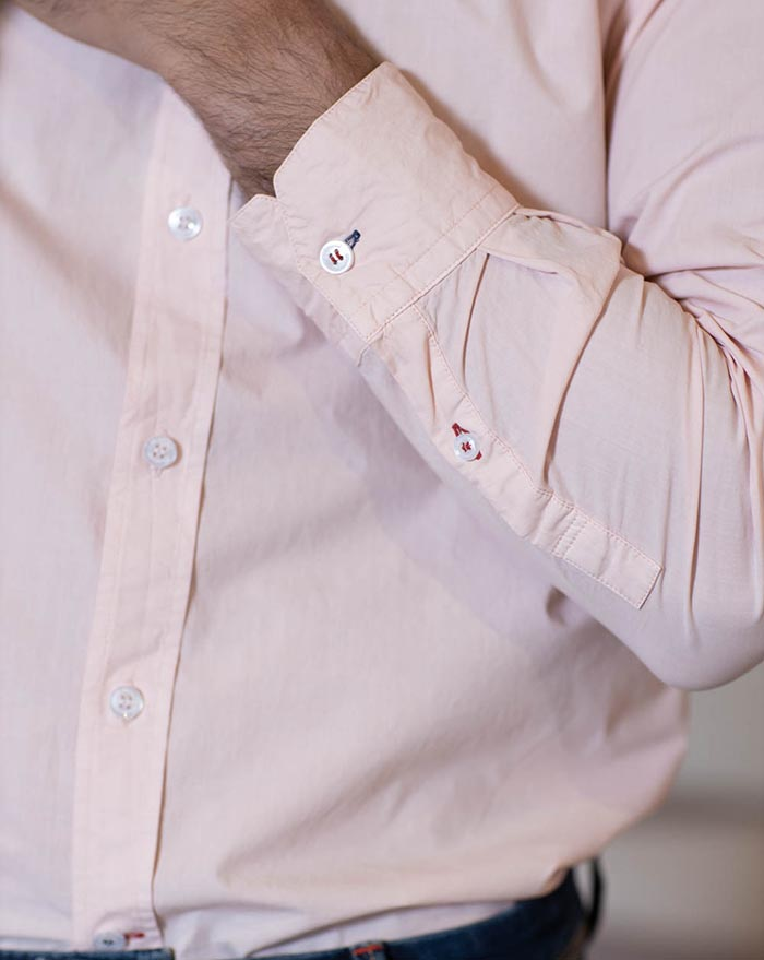 Azur Shirt Light Pink