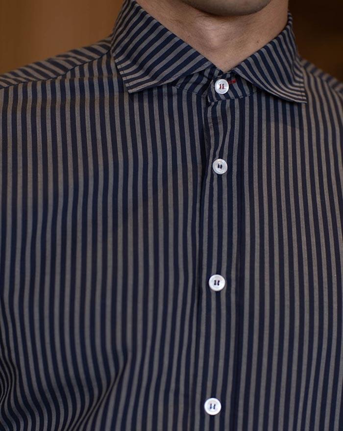 Fidji stripe shirt