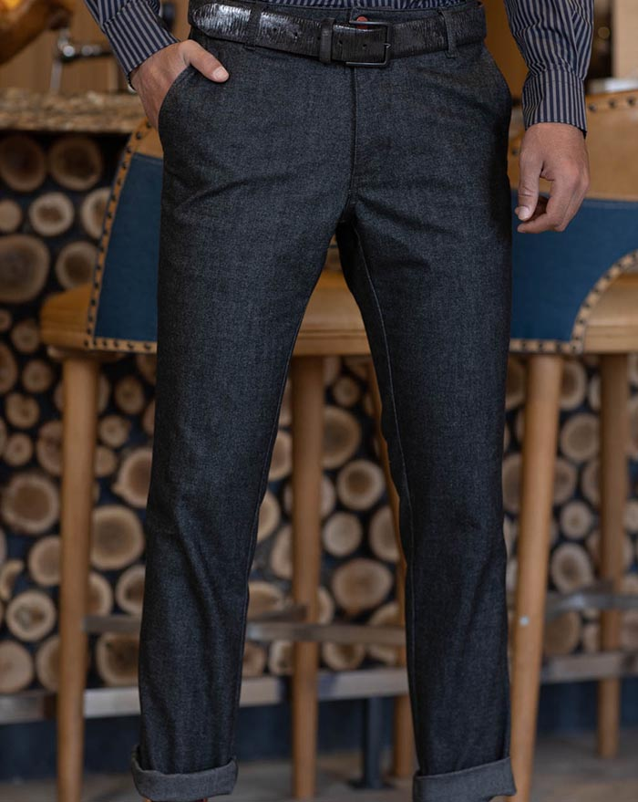 Senho Trousers Graphite