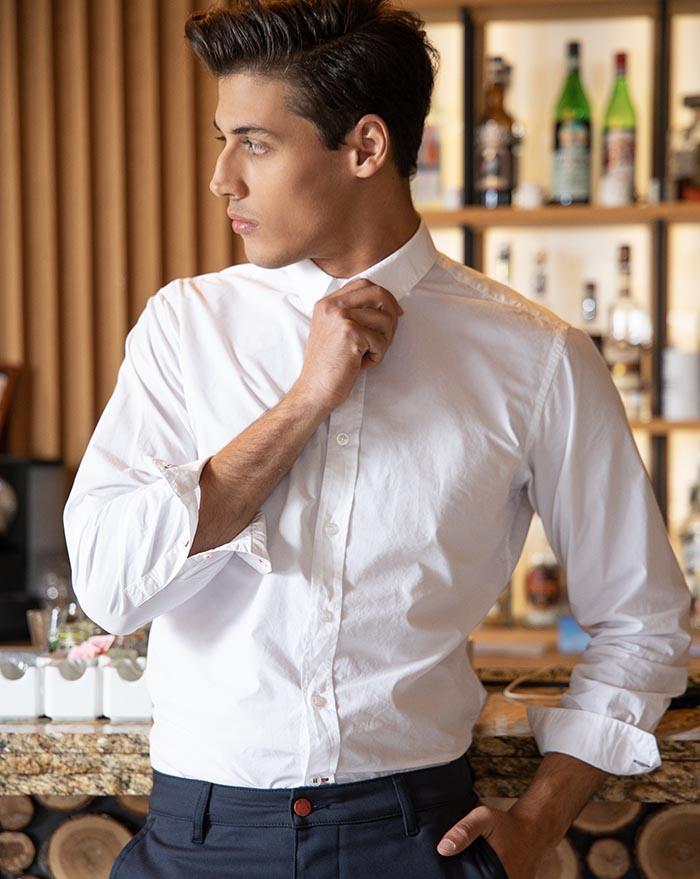 Azur shirt - white