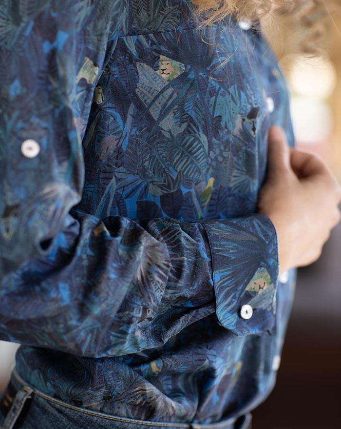 Sardinia Jungle shirt
