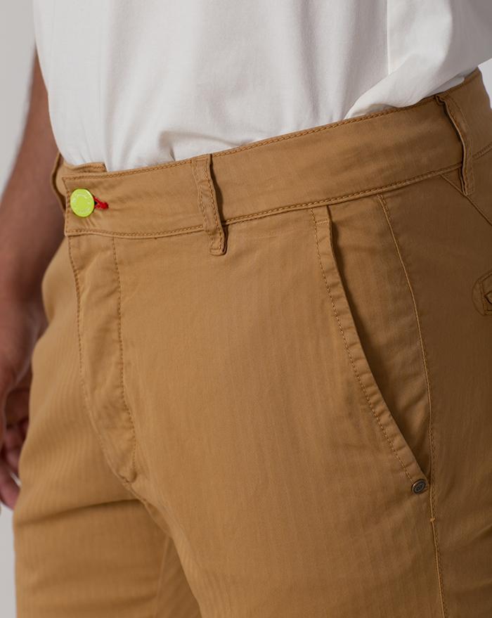 Senho Lark Stripe Trousers