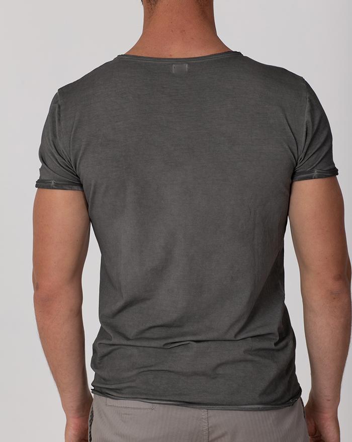 Tshirt Dark Grey Vintage