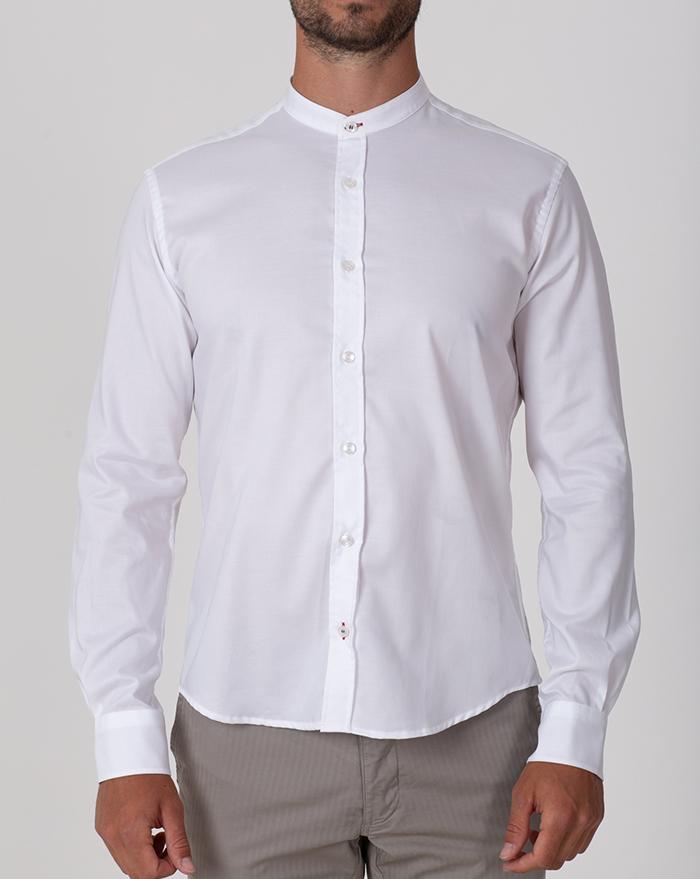 Fidji Non Iron White Shirt
