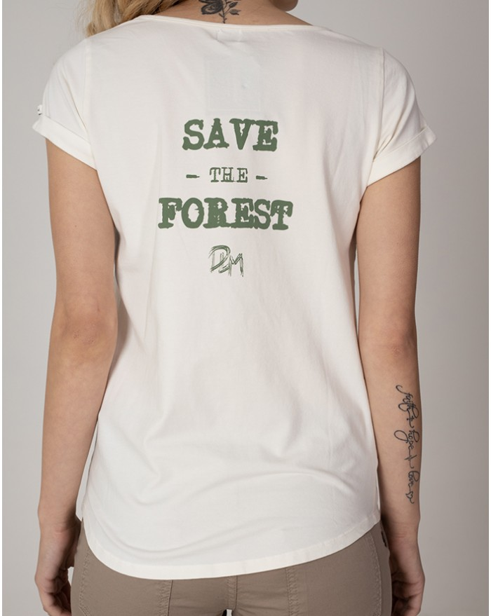 Tshirt Save The Forest
