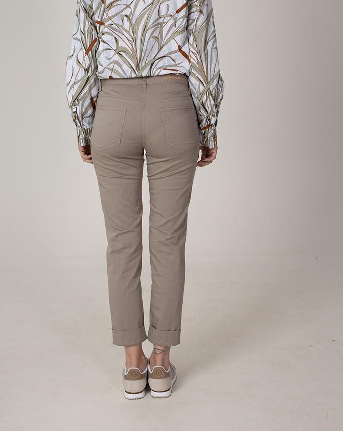 Capri Stone Stripe Trousers